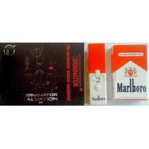Picana Electrica Taser Tipo Caja De Cigarrillos 7800 Kv