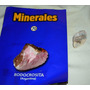 M70 Minerales Piedra Rodocrosita Argentina Con Revista