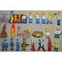 Muñecos Simpsons Huevo Jack Colección Sillon Completa 2007