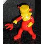 Muñeco Huevo Jack Simpsons 2009 Bart Diablo