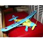 Kinder Sorpresa Modelo P.43 Avioneta Gigante !!!