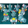 Kinder Elefantitos Coleccion Muñeco Muñequitos Huevo Figura
