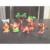 Kinder Coleccion Bosque Encantado *** Serie Completa **