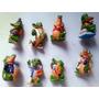 Coleccion Huevo Kinder Cocodrilos Completa