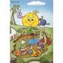 Kinder Rompecabezas K03 107 Con Cartina Original