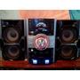Equipo De Audio Sony Genezi.muy Buena Potencia Y Sonido !!!!