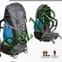Mochila Tb423-70 Waterdog 70 Litros Trekking Montaña