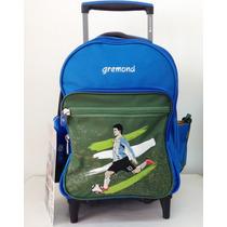 Mochila Con Carro Marca Gremond Kids 26l Modelos 2014