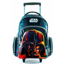 Educando Mochila Con Carro Star Wars Darth Vader 69207 Nene
