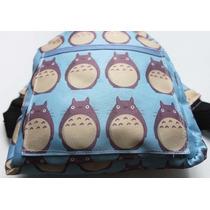 Mochila Totoro Estampa Original!