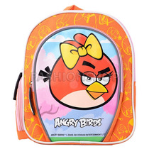 Mochila Angry Birds Niño Infantil Licencia Original Rovio