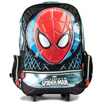 Mochila Carro Hombre Araña Spiderman Original Licencia 17