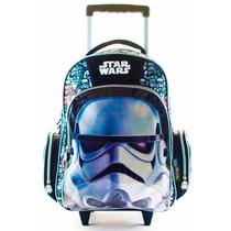 Educando Mochila Con Carro Star Wars Stormtrooper 69207 Nene