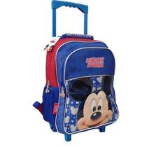 Mochila De Carro Mickey Con Licencia Disney Original 15