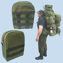 Accesorio Pouch 4 Litros Táctico Militar Molle Modular.