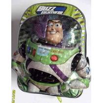 Mochila De Carrito De Toy Story Buz Lightyear Nueva Wabro