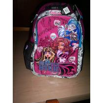 Mochilas Medianas De Monster High 16