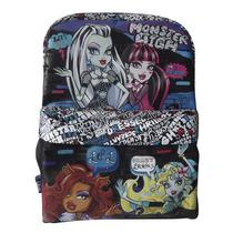 Mochila Espalda Fashion De Monster High Original