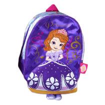Mochila Princesita Sofia Disney Licencia Original
