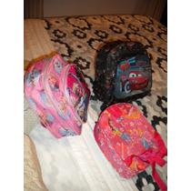 Mochila 10 Ben10 Tortugas Ninjas Transformers Princesa