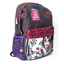 Mochila De Espalda Monster High Con Licencia Original 16