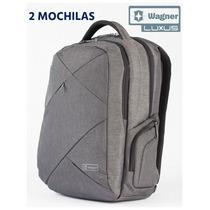 2 Mochilas Wagner Zart Premium **envíos A Todo El País**