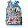 Mochilas Skechers Comic Multicolor Con Luces !!