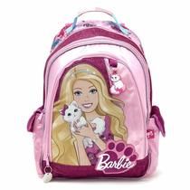 Mochila De Espalda Barbie Con Licencia Original 17