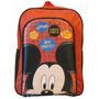 Mochila Espalda 15 Pulgadas Mickey Mouse Original