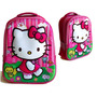 Mochila 3d Hello Kitty Frente Semirigido Importada!