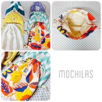 Mochilas De Tela