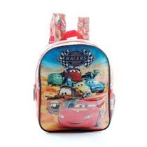 Mochila Cars Orginal Jardin Y Preschool