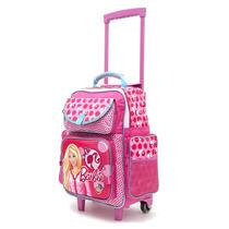 Mochila Con Ruedas Barbie