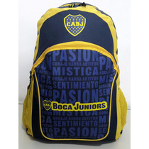 Promo!!! Mochila Boca Juniors - 2 Modelos!!! Envío Gratis!!!