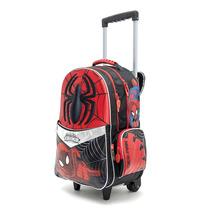 Spiderman Mochila Con Carro 18\