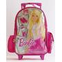 Mochila Barbie Con Carro 16710
