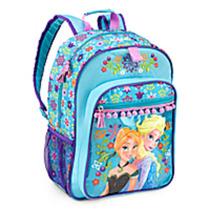 Mochila Colegio Disney Elsa Anna Frozen