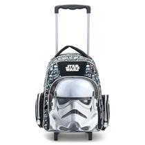 Mochila Con Carro Star Wars Con Licencia Original 14