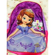 Mochila Princesa Sofia Disney