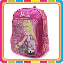 Mochila Espalda Barbie - Mattel - Original - Mundo Manias