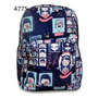 Mochila 18 Freak Optimist Con Portanotebook 47 Street 14775