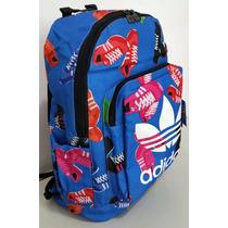 Nuevas! Mochilas Adidas Shoepack Portanotebook! Envío Gratis
