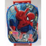 Mochila Carrito Jardin Spiderman Hombre Araña 62051 12 Pulga