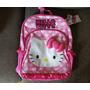Mochila Hello Kitty Original Sanrio Importada Usa