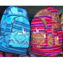 Mochilas De Aguayo - Colores Surtidos X12u