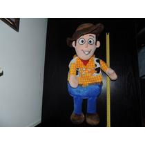 Mochila Woody 54cm Aprox Se Puede Rellenar Peluche Disney