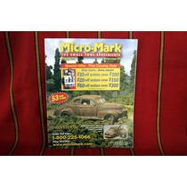 Catalogo Micro Mark (en Inglés) Herramientas Pequeñas