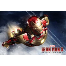 Iron Man Papercraft