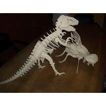 Dinosaurio - Rompecabezas 3d -tiranosaurio Rex