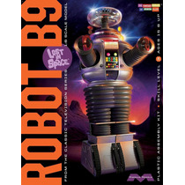Lost In Space Robot B9 Moebius 1/6 Cons Stock